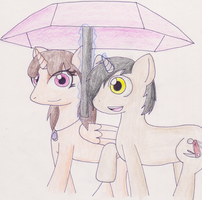 Traditional Request for Mini-Feru by SarahtheCatlove