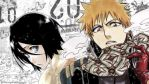 IchiRuki Wallpaper by Platinum15