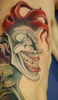 Happy face by Phedre1985