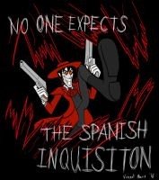 Alucard- The Spanish Inquisition by lilminette