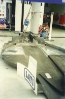 Footwork FA16 floor (Italy 1995) by F1-history