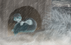 Through the Storm by o-Pirate-o