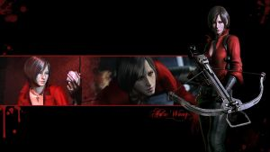 Ada Wong by softlady