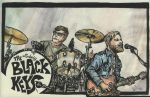 the Black Keys by DarkDorArt