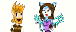 Me and Joness2 by GamerGirlN