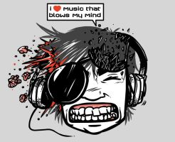 i love music that blow my mind by petipoa