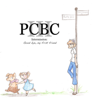 PCBC3: Good bye, my first friend by Mad-Plot-Bunny