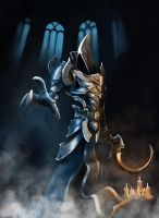Malthael by MorpsZ