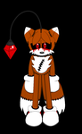 Tails Doll (Five nights at Revies) by FoxyPirateXChica