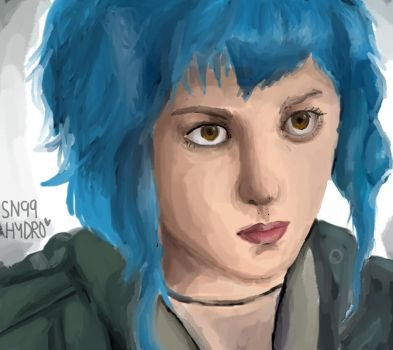 Ramona Flowers by HydroMinat1