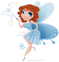 Fairy commish by kinkei
