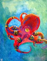 octopus 2 by rad-i-cal