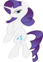 Vector Rarity waiting by Barrfind