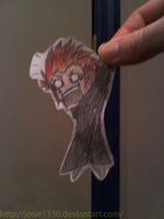 Axel Paper Child by josie1130