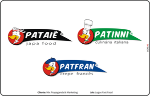 Fast Food Logos by lucasvfa