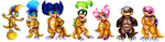 The Koopalings by PlagueDogs123