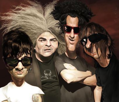 MELVINS by pituman