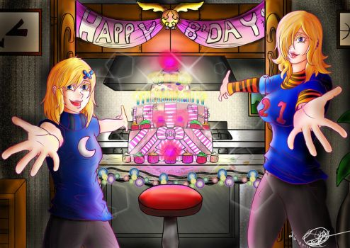 B' DAY Welcome! by DanielSchacht