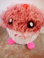 Cupcake Monster by Bee-Delicious