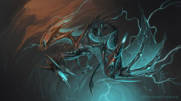 Stormbringer by Hydrothrax
