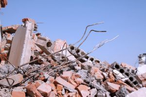 Rubble by thesmallwonder