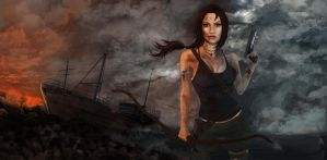 TOMB RAIDER REBORN by the-evil-legacy