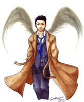 AAC2012 - Castiel by TwinEnigma
