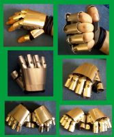 Gloves by ComX-1