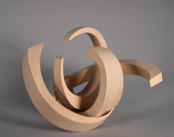 Wood Sculpture by Rob-b