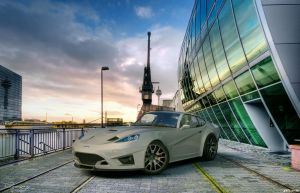 Ford GT-V concept 5 by cipriany