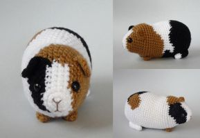 Calico piggy by LunasCrafts
