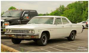A 1966 Chevy Impala by TheMan268