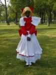 Touhou Hourai Doll Cosplay 01 - Pretty in the Wind by Naudae