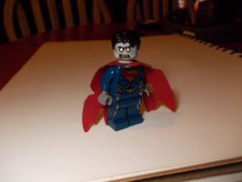 LEGO CUSTOM: BIZZARO SUPERMAN by TMNTFAN85