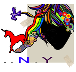 style of Milton Glaser by twentyone-13