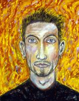 Self Portrait by CliveBarker