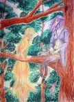 Relax in the trees by NikiKalat