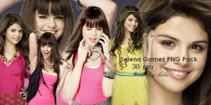 Selena Gomez PNG Pack 30 pngs by dlilly117
