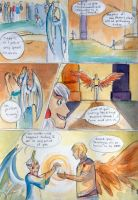 Aegis Test Comic: Page 2 by AngelicRoyalty
