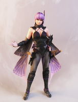 Ayane NG3RE by fateheartnet