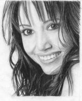 Shannon Elizabeth Illustration by Illustr8yourdream