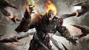 God of War: Ascension Ares Wallpaper by xKirbz