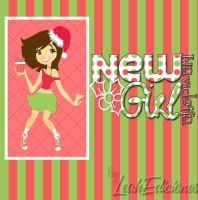 New Girl Navide~a by LeahEdiciones