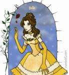 Belle of Beauty and the Beast by insomniel
