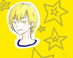 Kise Ryouta by anime-storm