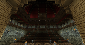 Minecraft Movie Palace 11 by ConcreteCastleMagic