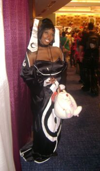 Space Time witch_DragonCon'09 by Cliffather