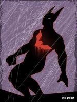 Batman beyond by crow110696