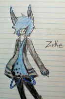 Zeke the Bunny Boy by konohah