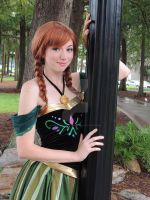 Anna Coronation Cosplay by Tinka Cosplay by NostalchicksCosplay